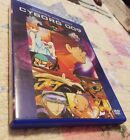 Cyborg 009 Anime Action Two Discs Great Condition Unedited and Uncut DVD
