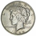 Early 1922 Peace Silver Dollar 90 US Coin 656