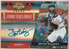 Bryan Holaday - 2011 Playoff Contenders Award Winners Autographs #11 AU (76 94)