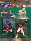 1998 STARTING LINEUP EXTENDED SERIES TERRELL DAVIS - FREE US SHIPPING!