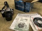 Canon EOS Digital Rebel XT EOS 350D 80MP Digital SLR Camera Silver