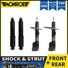 O MONROE 4X FRONT&REART Shocks and Struts For 1996-1997 PLYMOUTH GRAND VOYAGER