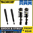 MONROE 4 FRONT&REAR Shocks and Struts For 2007-2008 CHRYSLER PACIFICA