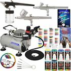Kit with Standard Compressor Master Airbrush KIT SP7B 20 2 Art Airbrushing Syst