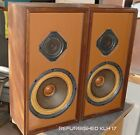 Vintage KLH 17 speakers refurbished great condition physically and functional