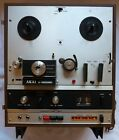 Vintage AKAI X 1800SD Reel To Real Tape Recorder  Player with Built In 8 Track