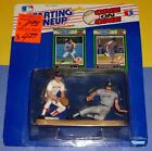 1989 Classic Doubles DON MATTINGLY NY Yankees WADE BOGGS Red Sox Starting Lineup