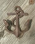 ANCHOR WROUGHT IRON RUSTIC.                    5 1/4