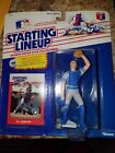 1988 B.J. SURHOFF Milwaukee Brewers Rookie - FREE s/h - Starting Lineup