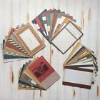 Project Life by Heidi Swapp Vintage Travel Edition Set of 37 Large Cards