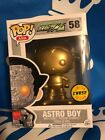 Funko Pop Asia ASTRO BOY Limited Edition CHASE Gold Vinyl Figure 58 Anime