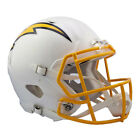 SAN DIEGO CHARGERS COLOR RUSH RIDDELL NFL AUTHENTIC SPEED FOOTBALL HELMET