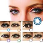 Large Diameter Eyes Color Contacts Lens Cosplay Beautiful Eyes Makeup LB6Y