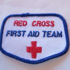 Australian Red Cross Patch First aid Team