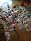 HUGE LOT 88 DOLLHOUSE MINIATURES New LITTLES Kitchen Art Nativity Food 112