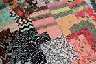 100 5 Fabric Squares Quilting 5X 5 Charm Pack Blocks Assortment Cotton