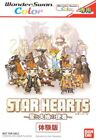 WonderSwan Color Star Hearts: Hoshi to Daichi no Shisha JAP cartridge