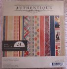 Authentique Honor 6x6 Double Sided Designer Paper Pad