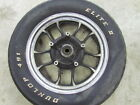 Honda Magna VF1100C V65 rear wheel with good tire fits 1983