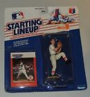 1988 ROOKIE STARTING LINEUP - SLU -ROGER CLEMENS BOSTON RED SOX 6243