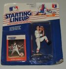 1988 ROOKIE STARTING LINEUP - SLU -ROGER CLEMENS BOSTON RED SOX 6245
