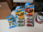 Hot Wheels Camaro ZL1 set of 7 and 1 mystery ZL1
