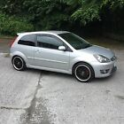 Ford Fiesta ST 57 plate track day race car rally project 12mths MOT salvage