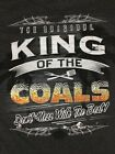 Newport Blue King Of The Coals Barbecue Grilling Dads T Shirt Size XL Tee