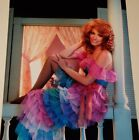DOTTIE WEST COUNTRY SINGER  SEXY 8 X 10 COLOR PHOTO