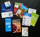 Weight Watchers POINTS + LOT Includes Food Dining Companion and New Calculator