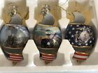 The Bradford Edition U.S. Marines Heirloom Porcelain Ornament Collection