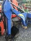 New Holland 930GH Compact Tractor Mounted Backhoe