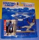 1997 BERNIE WILLIAMS New York NY Yankees Rookie Starting Lineup -FREE s/h -