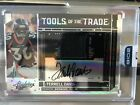 2016 Panini Honors Encased Terrell Davis Absolute Jersey Patch Auto 1 1