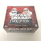 Topps Star Wars EVOLUTION 2016 Trading Cards Hobby Box * FACTORY SEALED