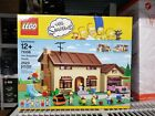 2014 LEGO 71006 THE SIMPSONS HOUSE 2,523 PCS 6FIGS HARD TO FIND MIB9.5+ PRISTINE