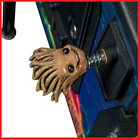 Guardians of the Galaxy Stern Pinball Machine Baby Groot Shooter Knob and Rod
