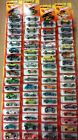 HOT WHEELS HOT ONES HUGE LOT OF 67 CARS FERRARI PORSCHEGRAND NATIONALCORVETTE