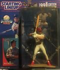 Mark McGwire St Louis Cardinals Baseball Starting Lineup Steroids Hall Of Fame