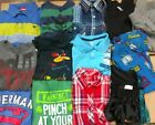 Boys size 7 8 lot of 16 mixed items pre owned