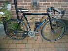 Road bike racing bike winter trainer Cannondale Bianchi Campagnolo