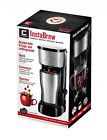 Chefman Coffee Maker K-Cup VersaBrew Brewer with included BONUS TRAVEL MUG and F