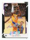 2008-09 Upper Deck Kobe Bryant Laser Facsimile Auto 1 1 Masterpiece One of One