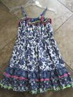 TCP the childrens place 12 blue sundress toille