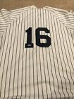 Whitey Ford Signed New York Yankees Home Jersey AUTO PSA DNA COA