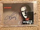 Legend and Tragedy: Ultimate Topps WCW Autograph Cards Guide 37