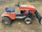 Ariens Honda V-2 powered Tractor with plow and PTO – real workhorse. No Reserve