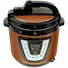 10-in-1 Electric Pressure Cookers Qt Multi-Use Programmable Cooker, Slow Rice