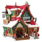 Lemax Christmas Village Building The Elf Workshop Christmas Gift # 75291