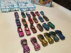 24 Vintage hot wheels redlines with 24 car carrying case